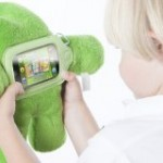 The Woogie turns your iPhone 4 and iPod Touch into a Plush Doll