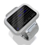Tokyoflash watch concept is one I can actually use