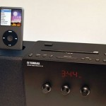 Yamaha's new TSX-140 iPod dock does it all