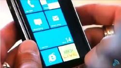 Windows Phone 7 appears in Rachel Zoe commercial