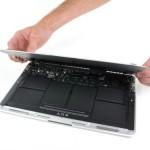 New MacBook Air gets a teardown