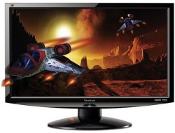 Viewsonic outs 24-inch V3D241wm-LED monitor with 3D glasses