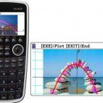 Casio Graphing Calculator with High-Res Color Screen