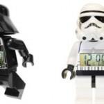 Darth Vader Minifig Alarm Clock