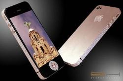 $8 million iPhone 4 Diamond Rose Edition