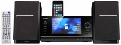 JVC NX-TC7 iPod dock with 7 inch screen