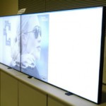 Samsung 55-inch DID LCD with Ultra-Slim Bezel