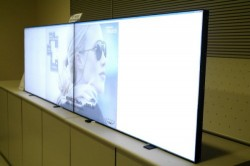 Samsung 55-inch DID LCD with Ultra-Slim Bezel