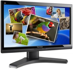 ViewSonic VX2258wm Multi-Touch LCD Monitor