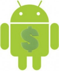 Google on track to rake in $1 Billion this year from Android