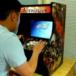 ArcadeDock turns your Lenovo laptop into a retro arcade cabinet