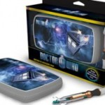 Doctor Who Nintendo DS Case with Sonic Screwdriver Stylus