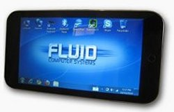 Fluid Computer Systems readies Windows 7 tablet for the holidays