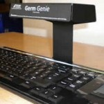 Germ Genie kills germs on your keyboard in minutes with a UV lght sensor