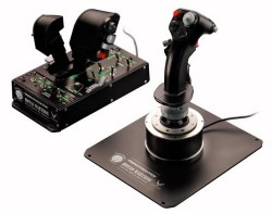 Thrustmaster HOTAS Warthog flight controller shipping this month