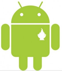 Android 4.0 nicknamed Ice Cream