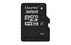 Kingston introduces Class 4 32GB microSDHC card
