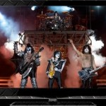 Kiss releases LED HDTV