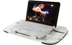 Logitech announces Speaker Lapdesk N550 Notebook Cooler