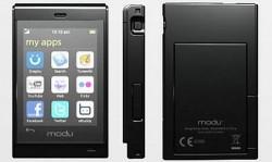Modu T is the lightest 3G handset ever