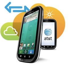 AT&T announces Motorola Bravo