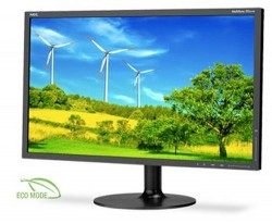 NEC introduces 23-inch MultiSync EX231W LCD monitor with DisplayPort