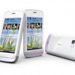 Nokia lauches C5-03 Touchscreen Phone