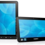Novatech nTablet dual boots Windows 7 and Android