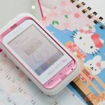 Samsung Champ C3300 Hello Kitty edition