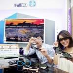 Samsung adds prescription lens option to active shutter 3D glasses