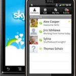 Skype for Android is here