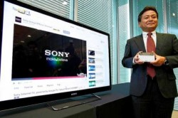 Sony explores wider range of Android-based devices