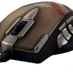 SteelSeries WoW Cataclysm gaming mouse