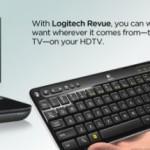 Logitech Revue gets a shipping date