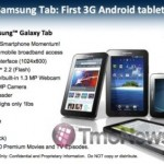 T-Mobile version of Samsung Galaxy Tab to cost $399?