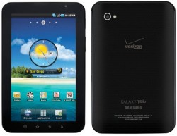 Verizon to sell Galaxy Tab on November 11 for $600