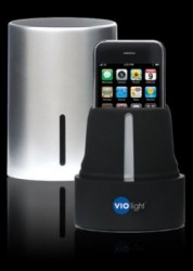 Violight UV Light Sanitizer will kill Germs on your phone