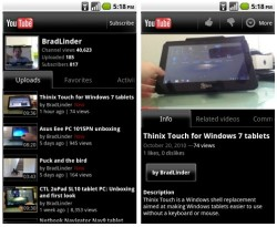 Google launches new YouTube app for Android