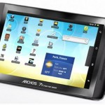 Archos 70 Android Tablet now available