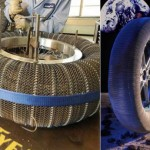 Wire spring tires win R&D award