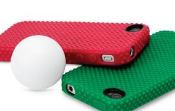 Incase iPhone 4 case inspired by ping pong paddles