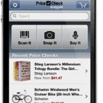 Amazon's new iPhone app offers in-store price comparisons