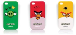 Angry Birds iPhone 4 Cases coming soon