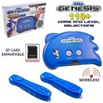 Sonic the Hedgehog motion-controlled mini sega genesis console