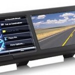 Bluetooth GPS Rearview Mirror
