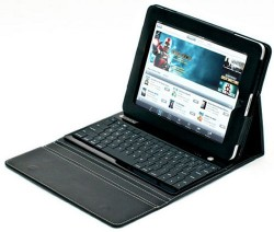 Crux 360 case turns your iPad into a Netbook