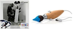 Disney Epic Mickey Paintbrush Controller and Remote Charger