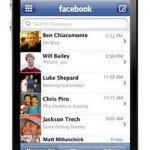Facebook unveils new messaging service, says email is 'too formal'
