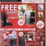 GameStop's Black Friday catalog released