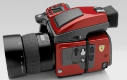 Hasselblad's Ferrari H4D camera now available for €21,499